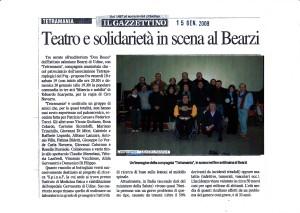 fonte: Il Gazzettino, 15 Gennaio 2008