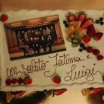 La torta canonica per celebrare la fine della stagione teatrale